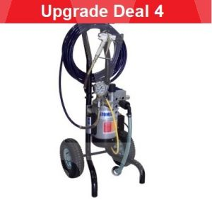 Atomex GM-20E Electric Airless Sprayer Upgrade Deal 4
