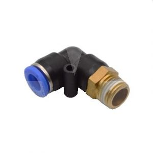 Male Elbow Connector Push Fitting
