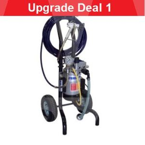 Atomex GM-20E Electric Airless Sprayer Upgrade Deal 1
