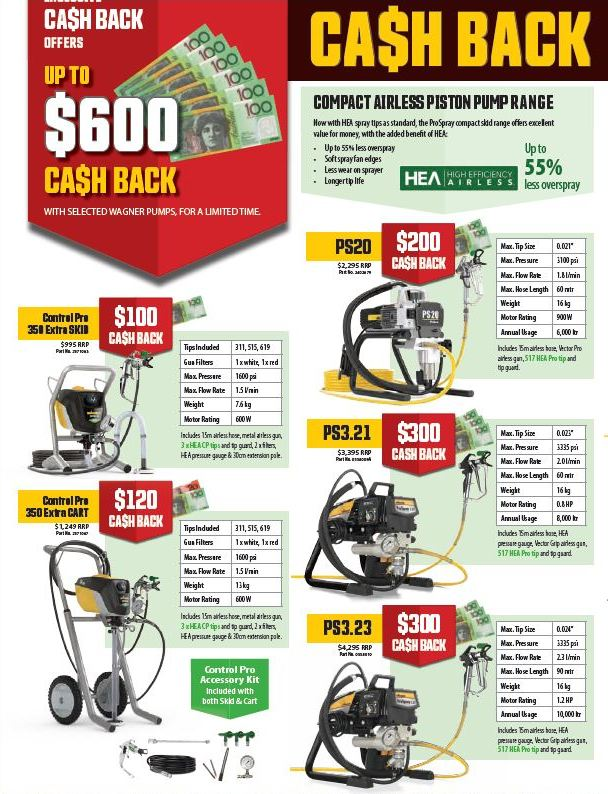 Wagner-Airless-Sprayer-2019-Cash-Back-Offer-4